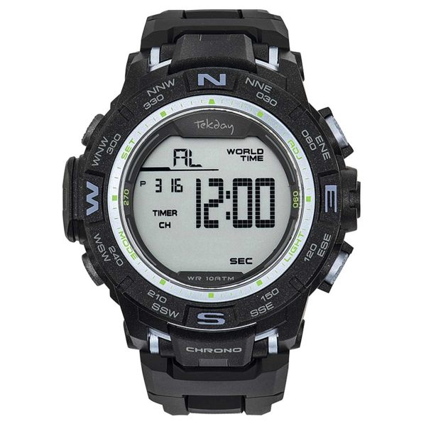 ساعت مچی دیجیتال مردانه تِک دی مدل 655854