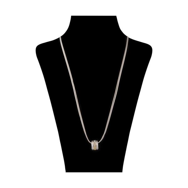 گردنبند نقره زنانه آمارانته مدل 4-6074