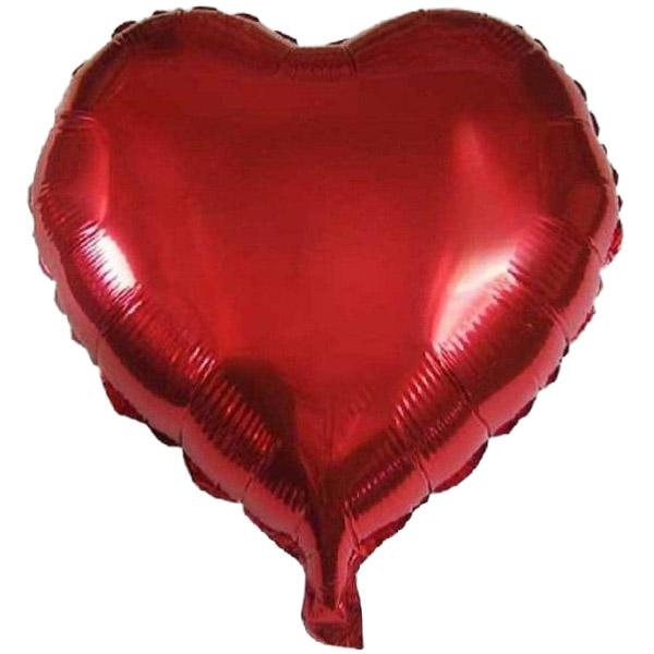 بادکنک فویلی مدل قلب