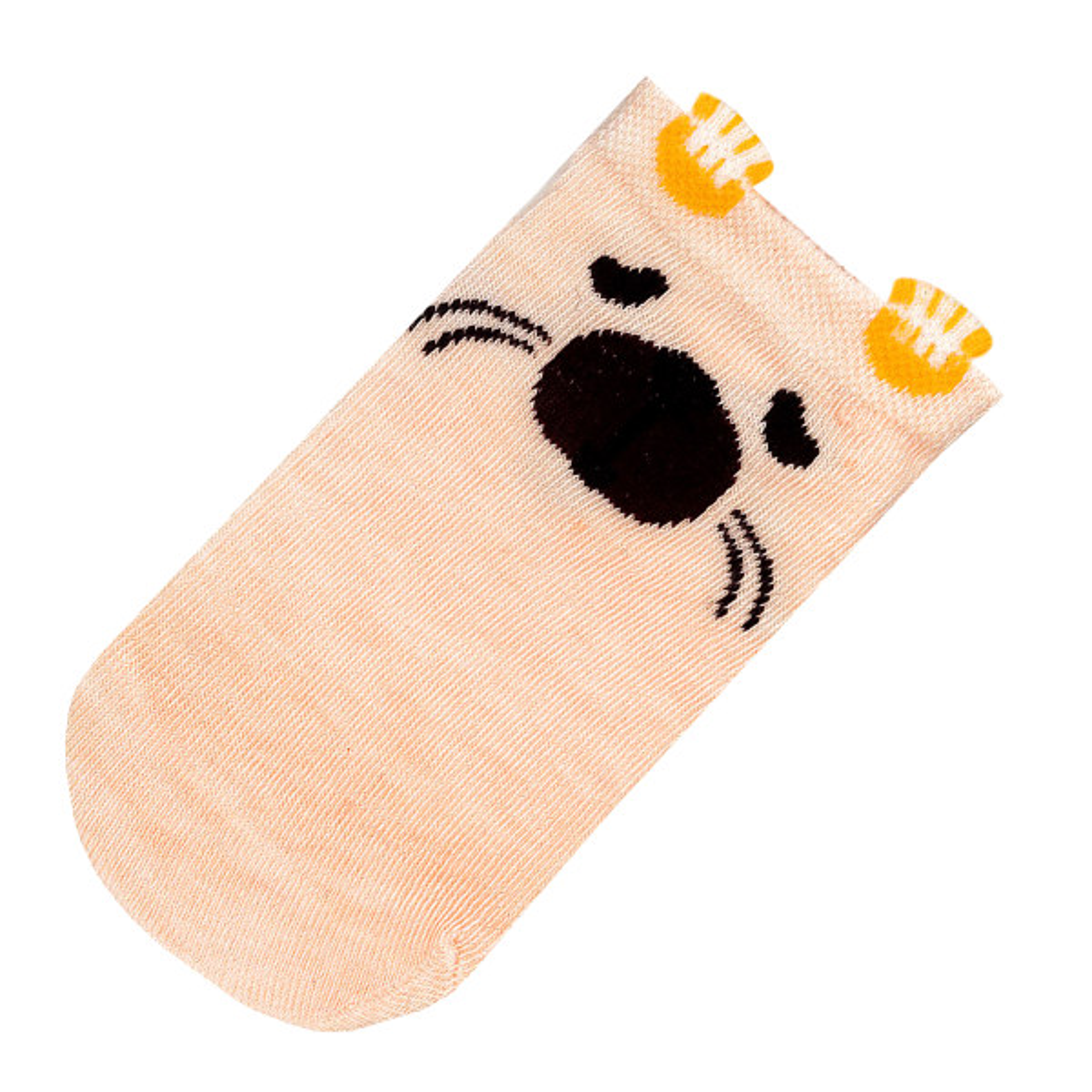 جوراب نوزادی دیزر طرح سگ کد fiory317