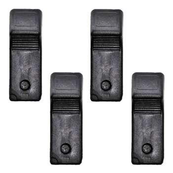 شاسی قفل در خودرو مدل KM 37364 مناسب برای پژو 405 بسته 4 عددی