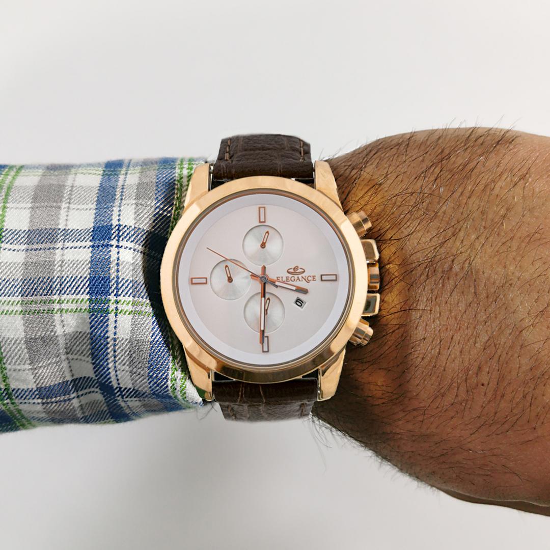 ساعت مچی عقربهای مردانه مدل 4224                     غیر اصل