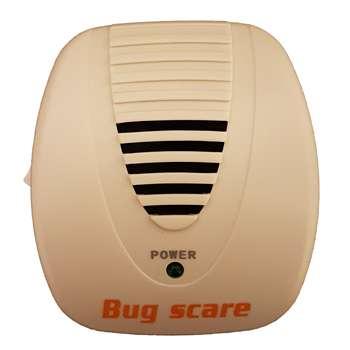 دستگاه دفع کننده حشرات و موش باگ اسکیر مدل NO.2