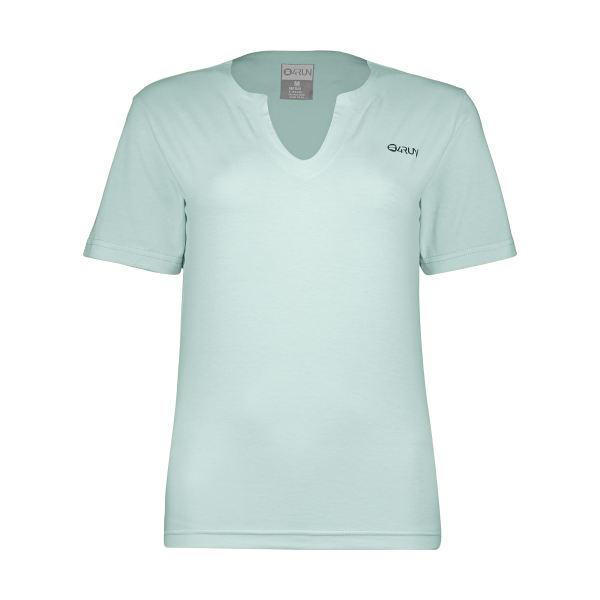 تی شرت ورزشی زنانه بی فور ران مدل 210324-54
