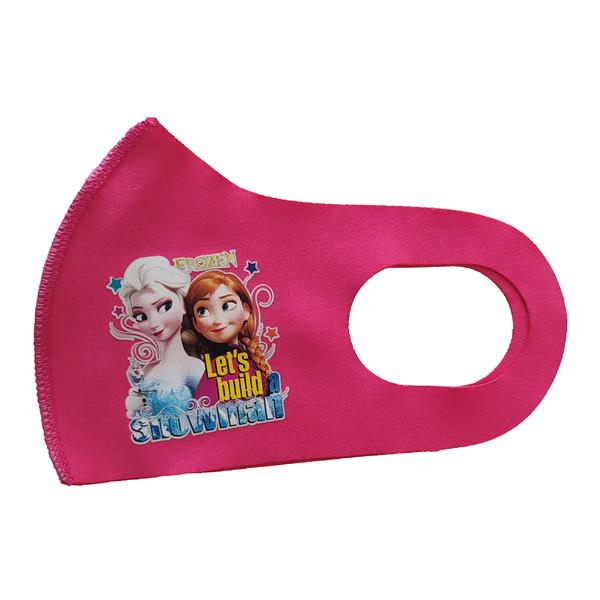 ماسک تزیینی بچگانه مدل آنا و السا کد 30652 رنگ ی