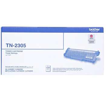 تونر مشکی برادر مدل TN-2305