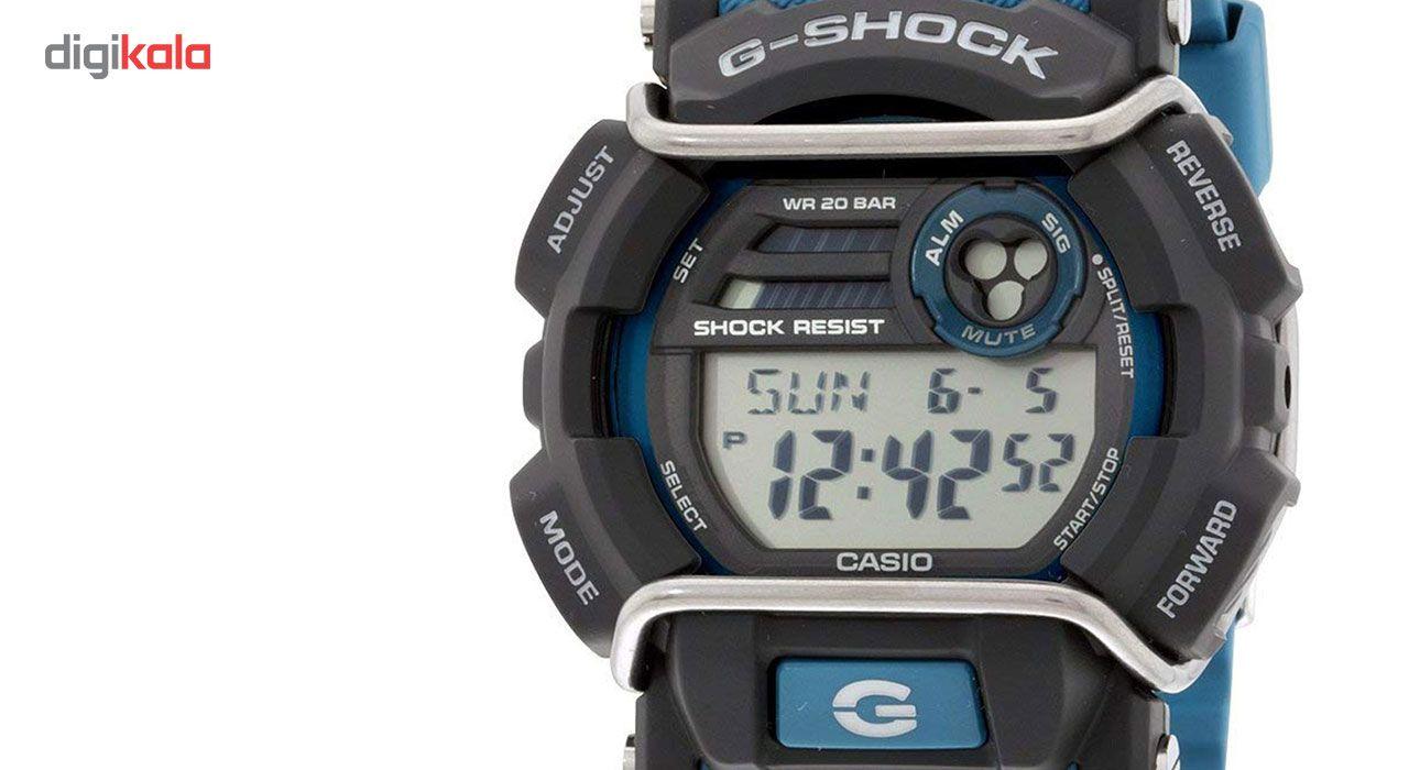 ساعت مچی دیجیتالی مردانه کاسیو جی شاک مدل GD-400-2DR -  - 2
