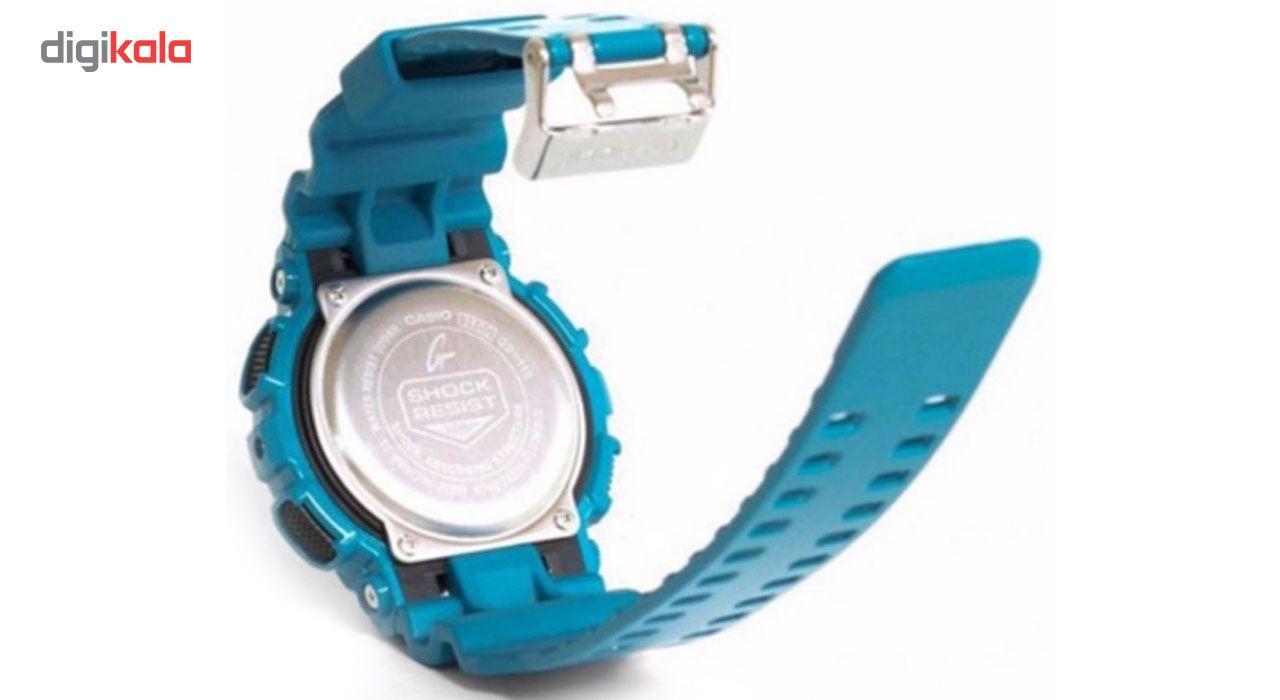 ساعت مچی دیجیتالی مردانه کاسیو جی شاک مدل GD-400-2DR -  - 4