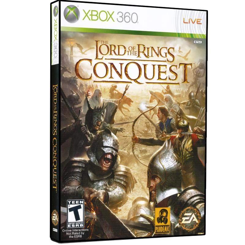 بررسی و {خرید با تخفیف} بازی The Lord of the Rings Conquest مخصوص Xbox 360 اصل