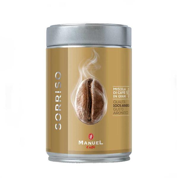 قوطی قهوه آسیاب مانوئل مدل Sorisso