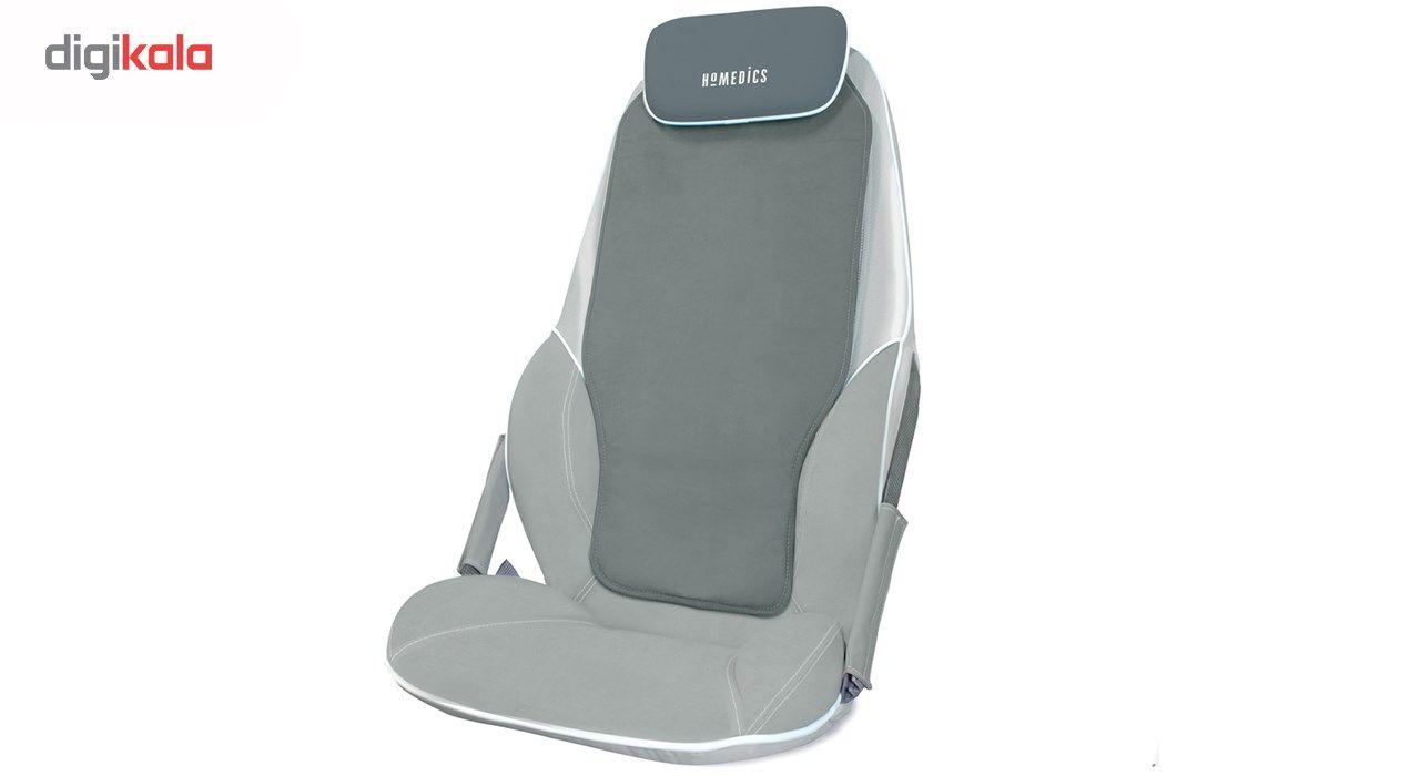 روکش صندلی ماساژورهومدیکس مدل شیاتسو BMSC-5000H-EU  Homedics Shiatsu BMSC-5000H-EU Massage Seat Cove