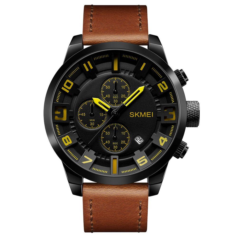 ساعت مچی عقربه ای مردانه اسکمی مدل 1309