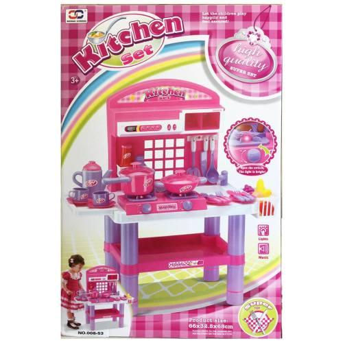 اسباب بازی آشپز خانه بزرگ زیونگشن مدل Kitchen set