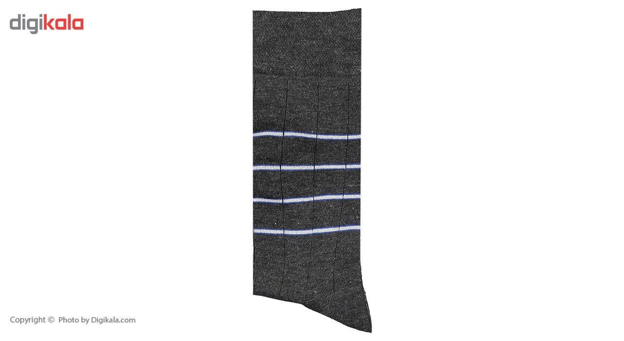 جوراب مردانه دارکوب مدل 301020-1 -  - 3