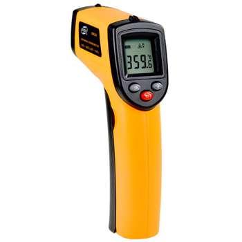 ترمومتر لیزری غیرتماسی بنتک مدل GM320 | Infrared thermometer GM320