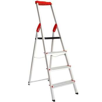 نردبان 4 پله فولاد بهمن مدل SiDaCo.BA4s