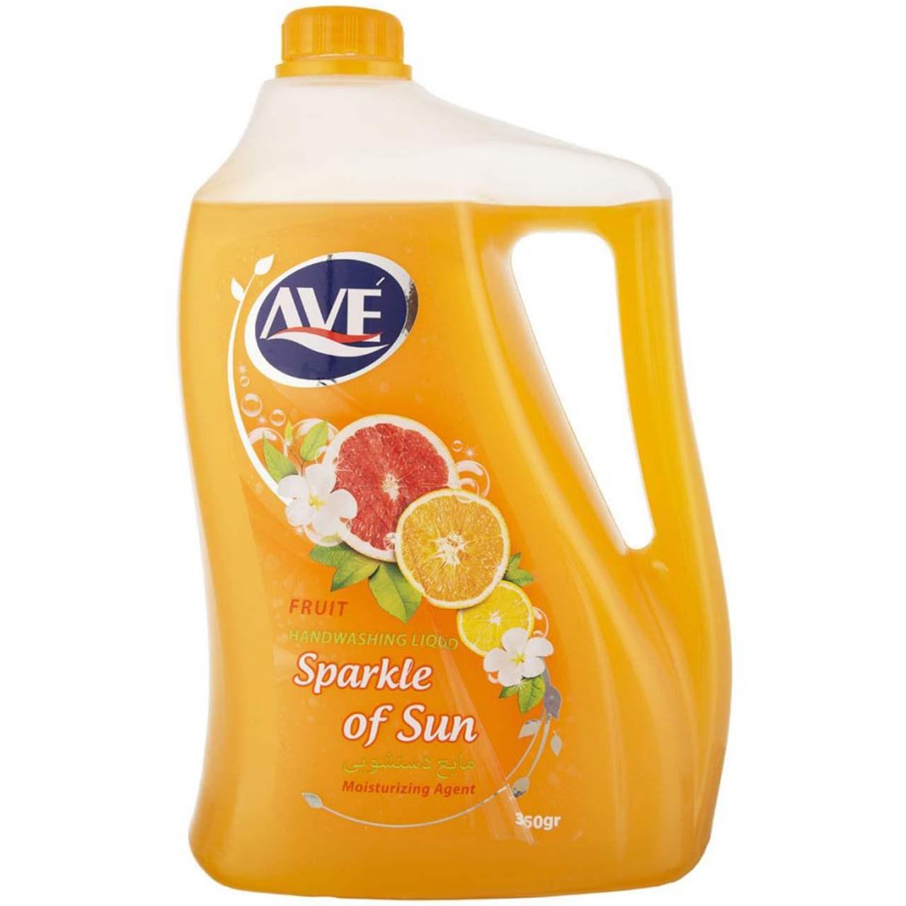 مایع دستشویی اوه مدل Sparkle Of Sun مقدار 3750 گرم