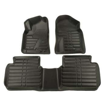 کفپوش سه بعدی خودرو بابل کارپت مناسب برای ام وی ام X33