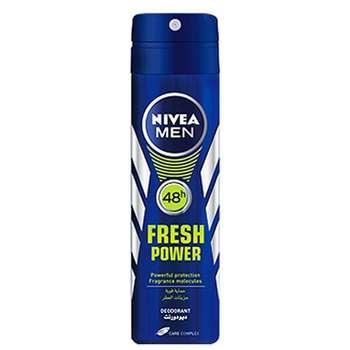 اسپری مردانه نیوآ مدل Fresh Power حجم 150 میلی لیتر