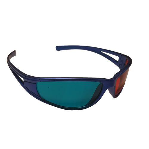 عینک سه بعدی پسیو مدل i3d سرمه ای