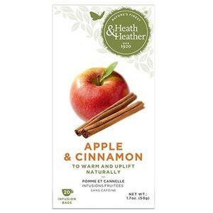 بسته دمنوش هیت و هیتر مدل Apple And Cinnamon