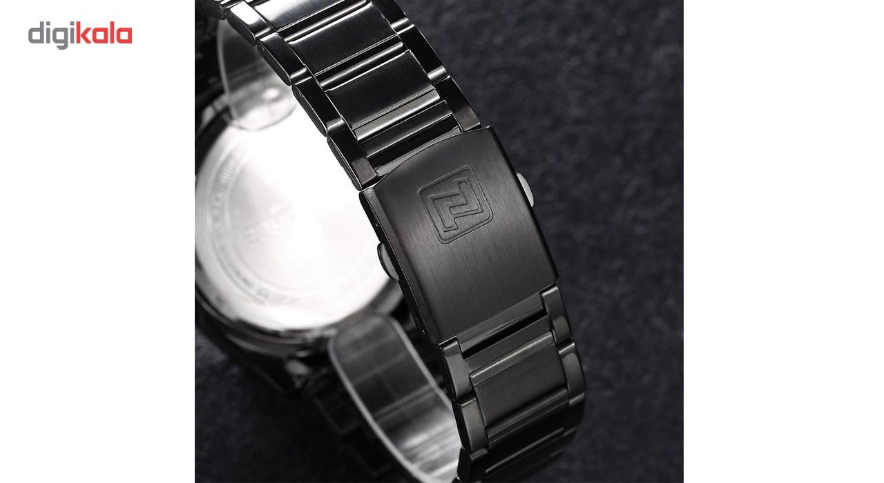 ساعت مچی عقربه ای مردانه نیوی فورس مدل NF9038M/BW