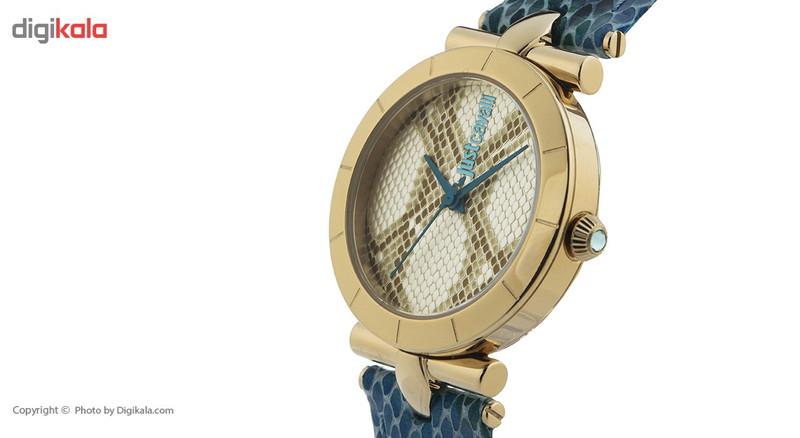 ساعت مچی عقربه ای زنانه جاست کاوالی مدل JC1L005L0045