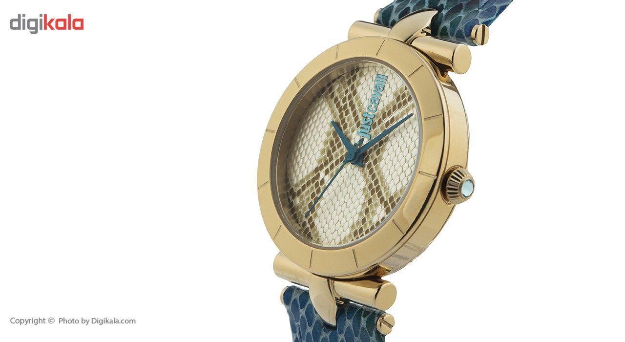 ساعت مچی عقربه ای زنانه جاست کاوالی مدل JC1L005L0045 -  - 2