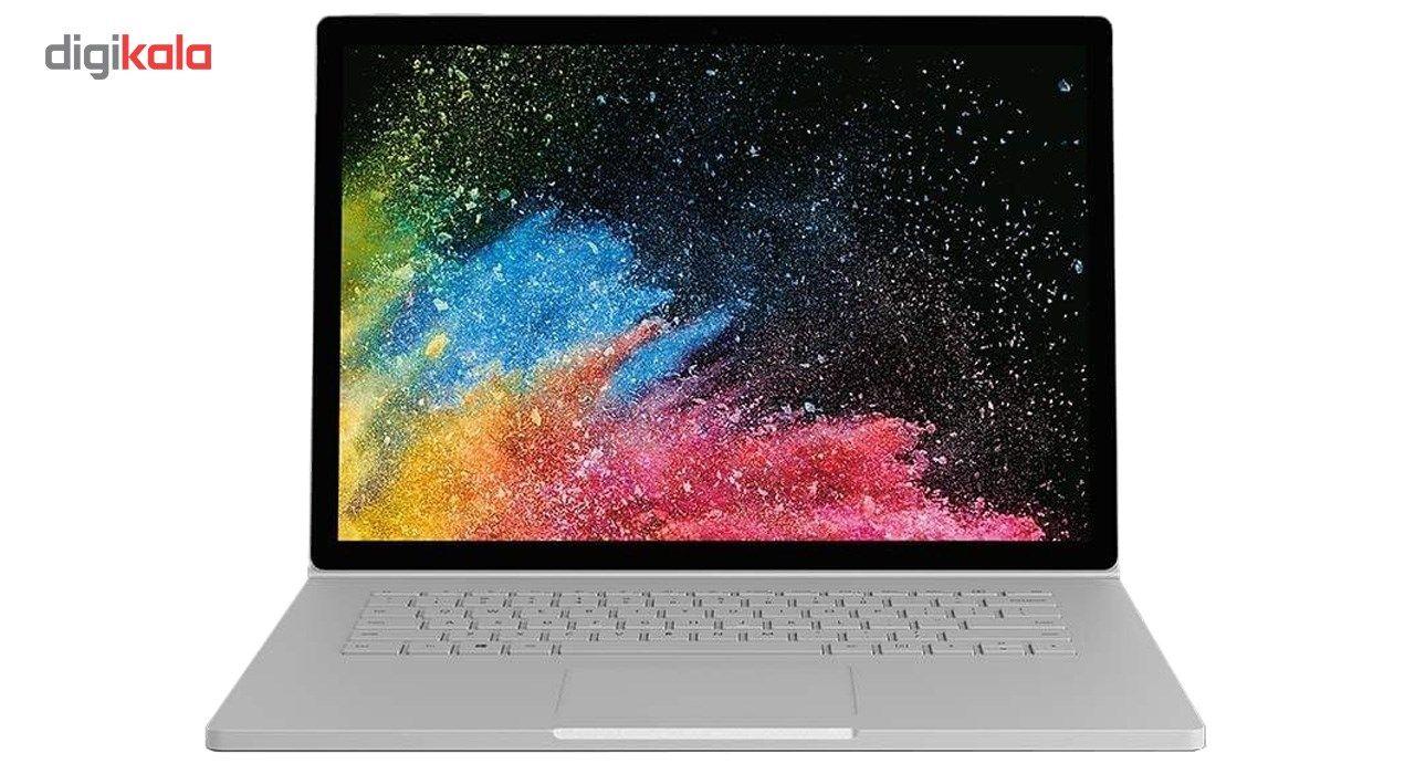 لپ تاپ 15 اینچی مایکروسافت مدل Surface Book 2- C main 1 1