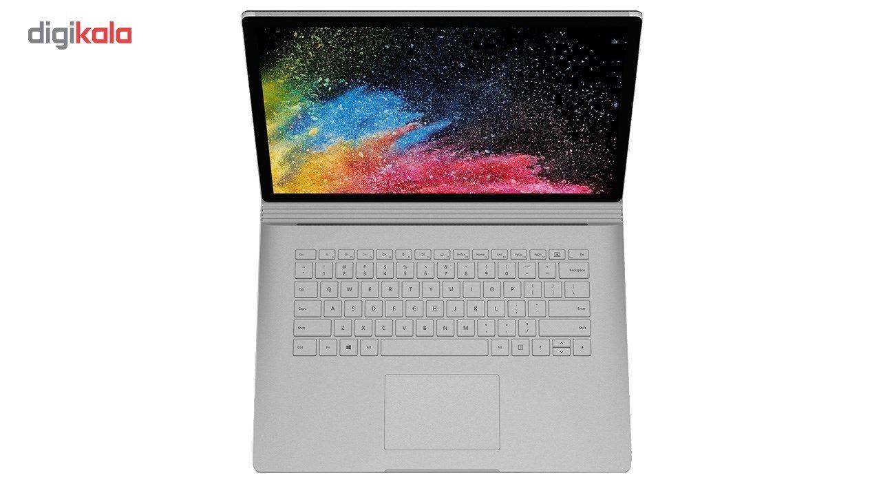 لپ تاپ 15 اینچی مایکروسافت مدل Surface Book 2- C main 1 2