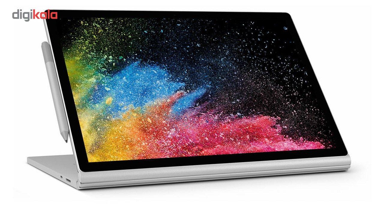 لپ تاپ 15 اینچی مایکروسافت مدل Surface Book 2- C main 1 3
