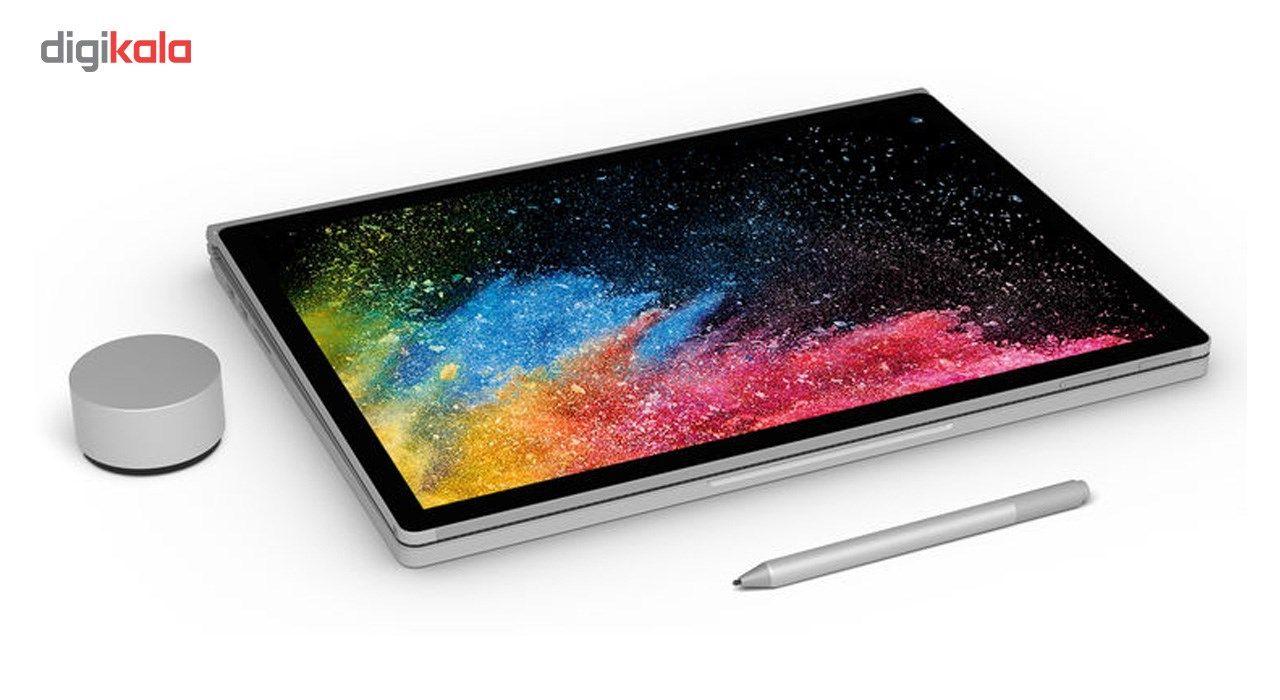 لپ تاپ 15 اینچی مایکروسافت مدل Surface Book 2- C main 1 6