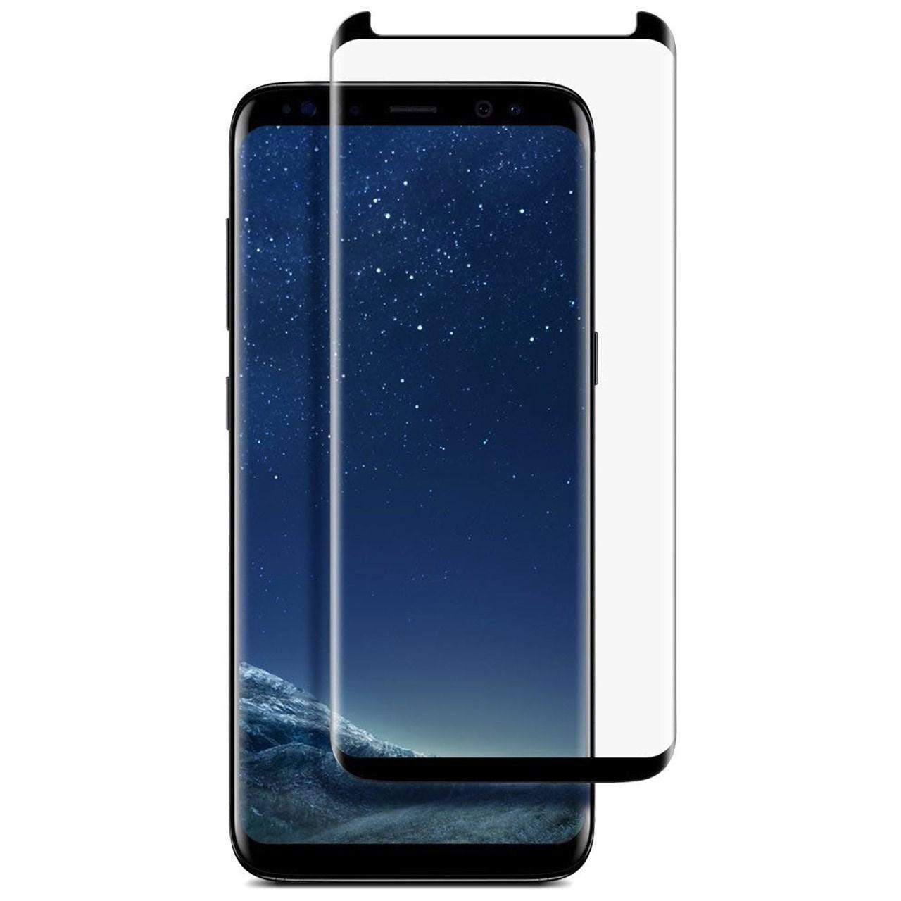محافظ صفحه نمایش تی پی یو آر جی مدل  Color Line مناسب برای گوشی موبایل سامسونگ  Galaxy S8 Plus