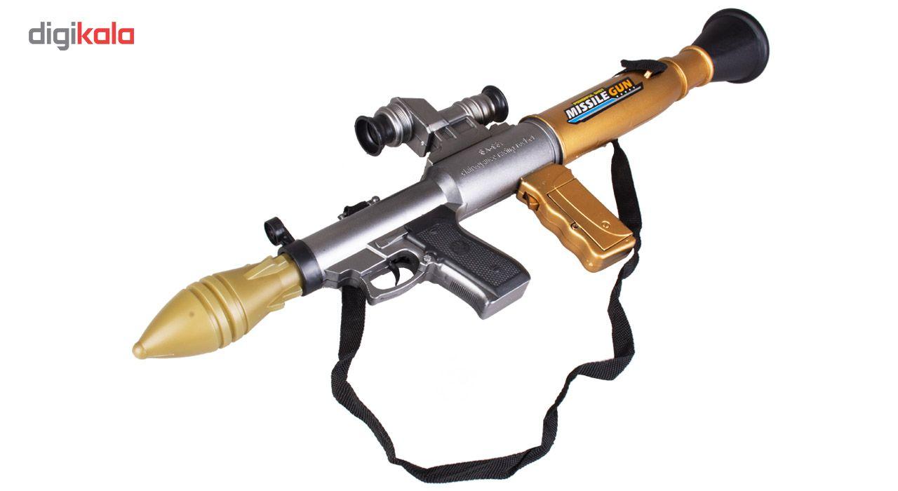 تفنگ بازی مدل RPG main 1 2