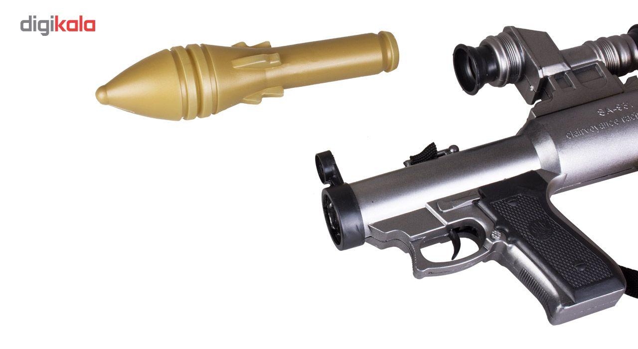 تفنگ بازی مدل RPG main 1 5