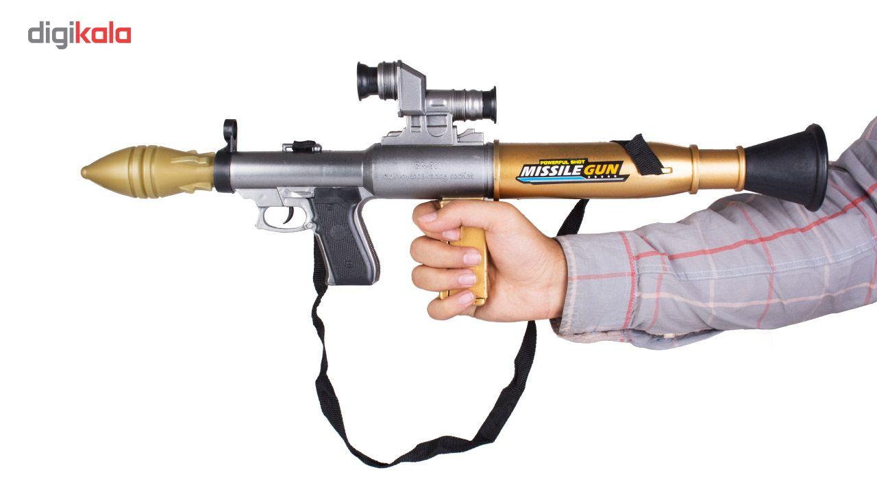 تفنگ بازی مدل RPG main 1 6