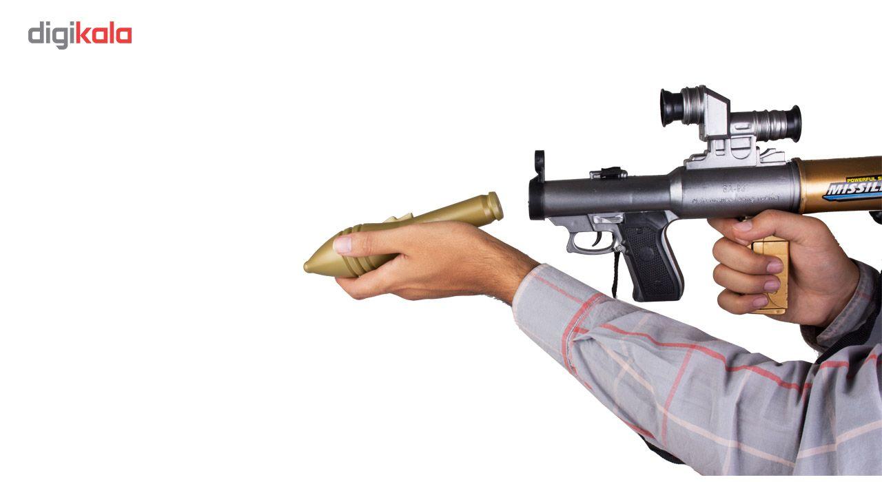 تفنگ بازی مدل RPG main 1 7