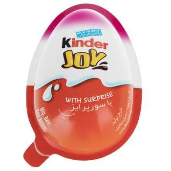 تخم مرغ شانسی کیندر جوی مدل Pink مقدار 20 گرم