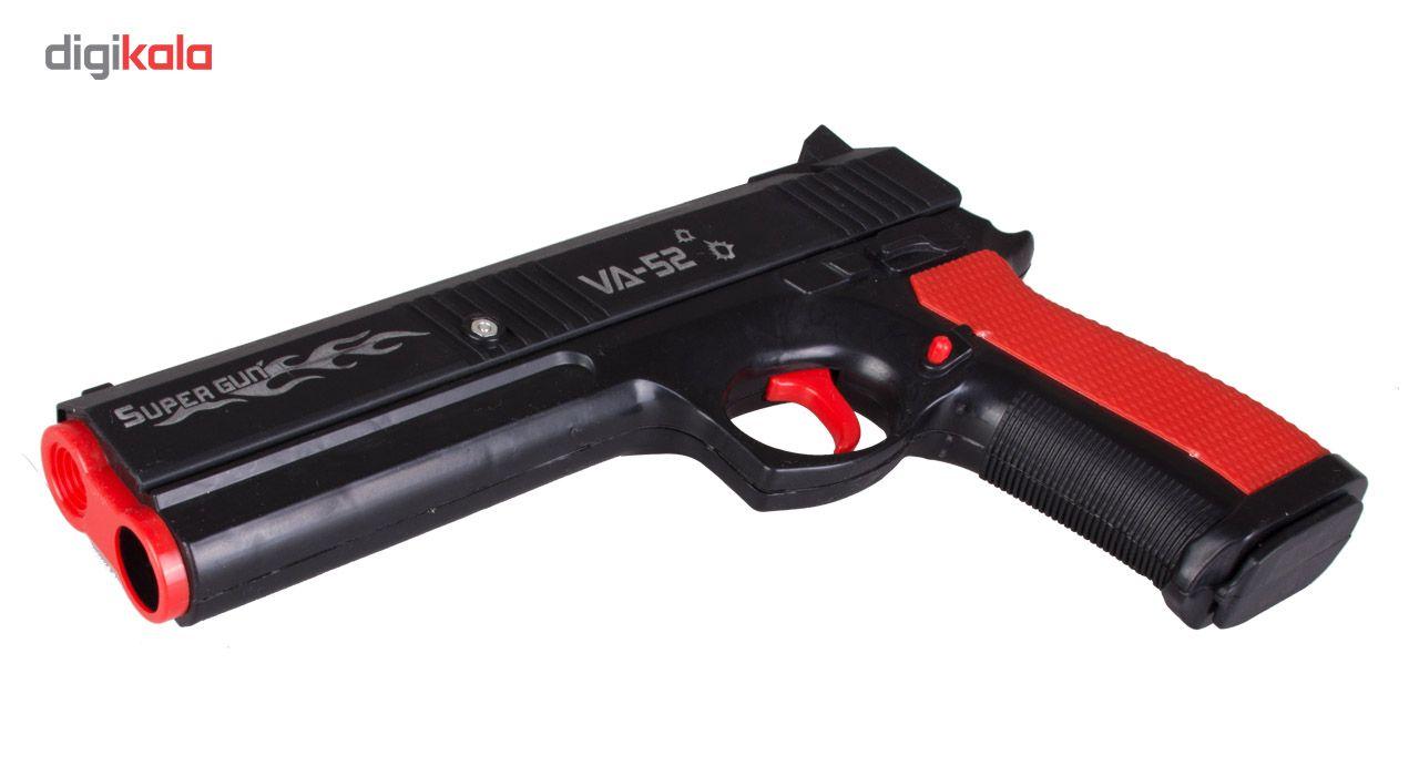 تفنگ اسباب بازی مدل کلت main 1 2