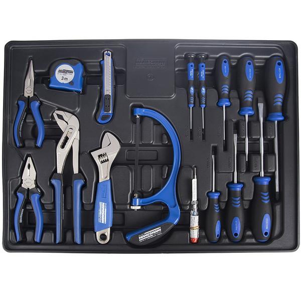 مجموعه 16 عددی ابزار مانسمان 2-28280
