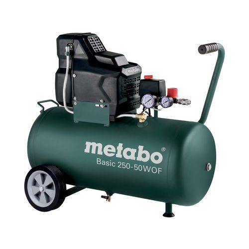 کمپرسور هوای متابو مدل BASIC 250 - 50 W