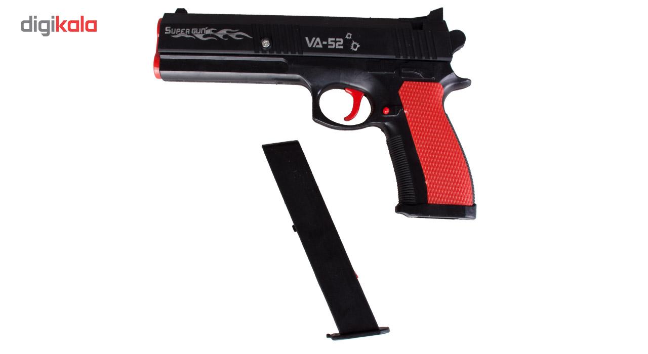 تفنگ اسباب بازی مدل کلت main 1 4