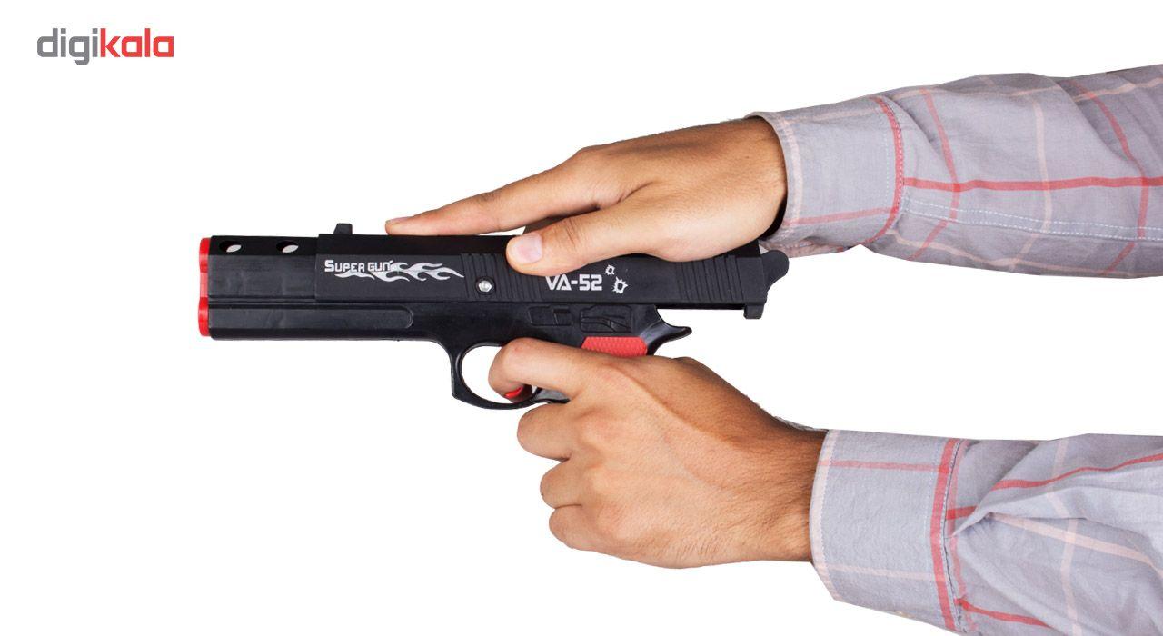 تفنگ اسباب بازی مدل کلت main 1 7