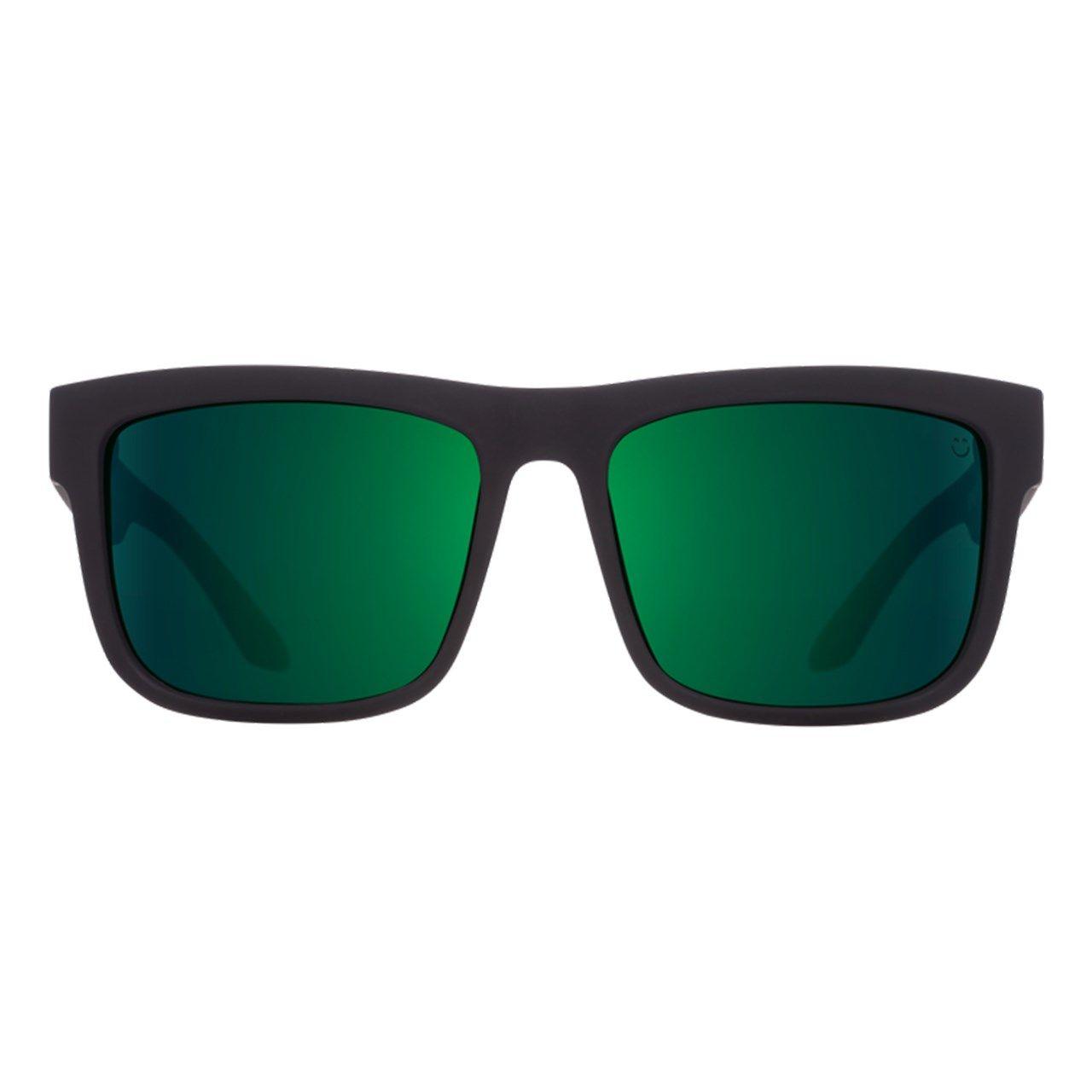 عینک آفتابی اسپای سری Discord مدلSoft Matte Black Green Fade Happy Gray Green Green Flash -  - 1