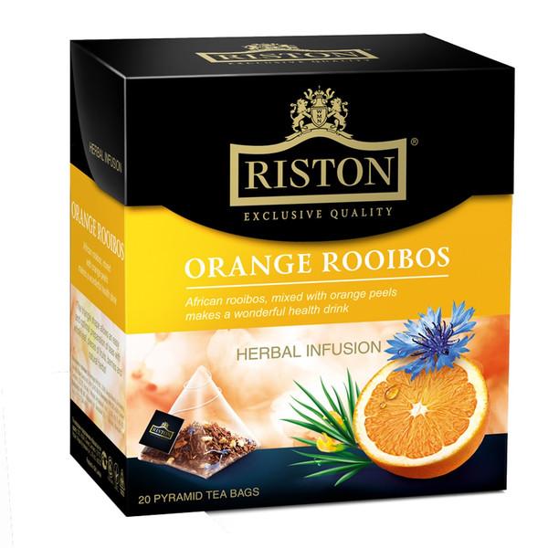 بسته دمنوش ریستون مدل Orange Rooibos