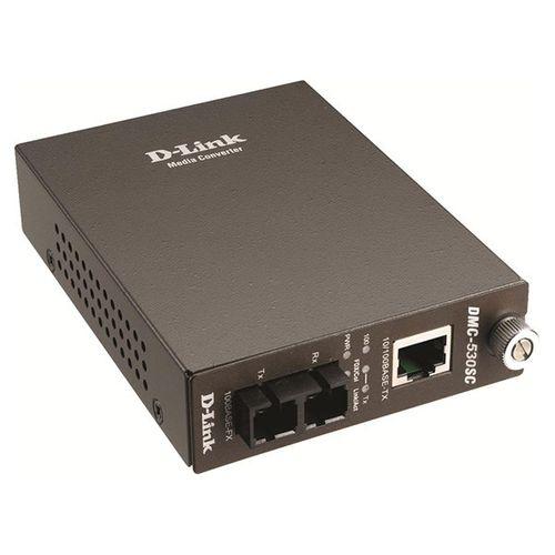 مبدل فیبر نوری به اترنت دی-لینک مدل DMC-530SC