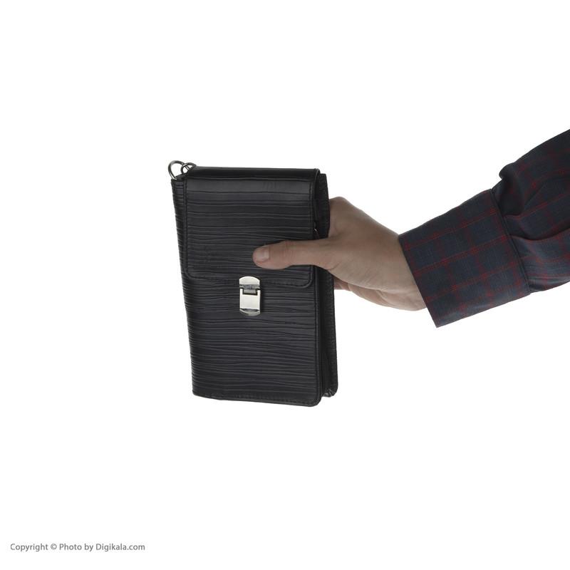 کیف مدارک مردانه چرمیران مدل 1050601