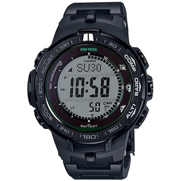 قیمت و خرید                      ساعت مچی دیجیتال مردانه کاسیو مدل PRO TREK PRW-3100FC-1DR