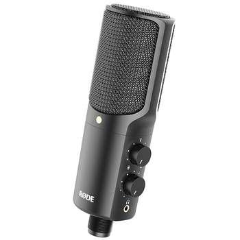 تصویر میکروفن کندانسور رود مدل NT-USB Rode NT-USB Condenser Microphone