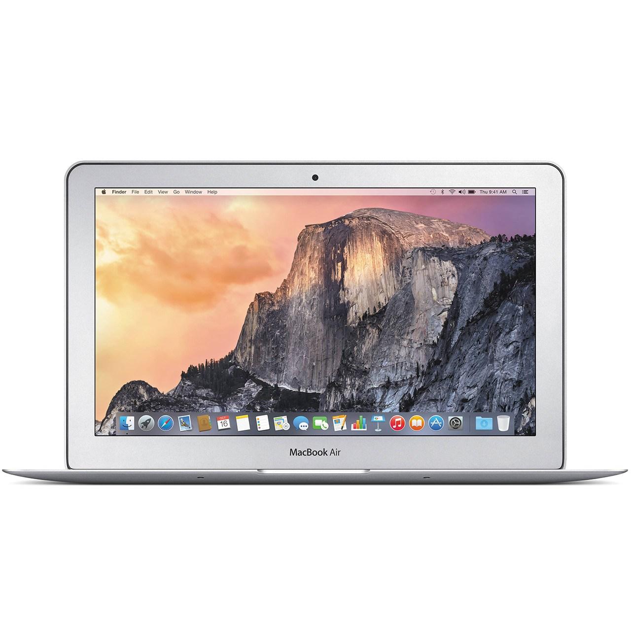 لپ تاپ 13 اینچی اپل مدل MacBook Air MJVE2 2015